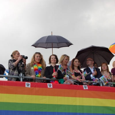 SLD i Forum na Paradzie Równości